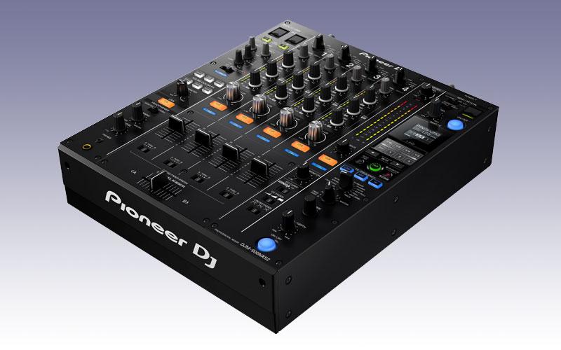 Uitbreiding verhuur: Pioneer DJM-900NSX2 & CDJ-2000NXS2