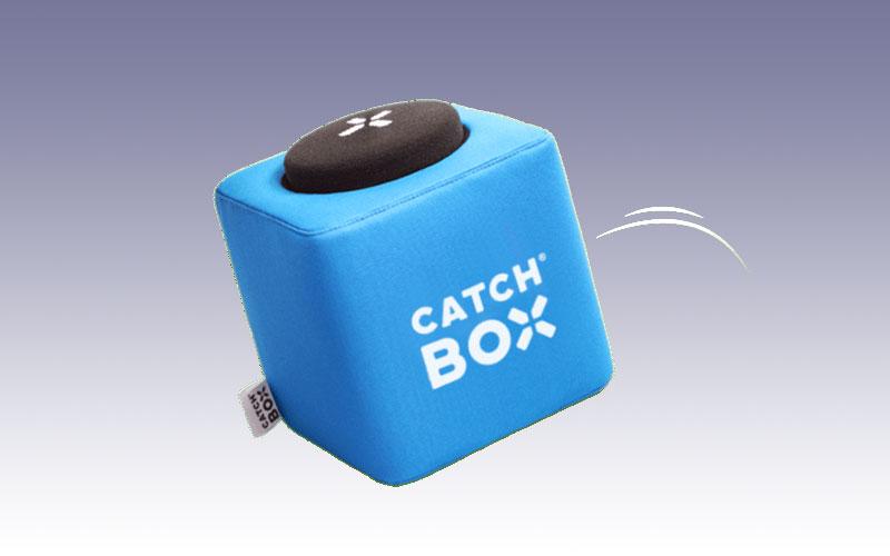 Nieuw in de verhuur: Catchbox Pro