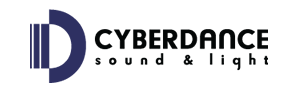 CyberDance Sound & Light Logo