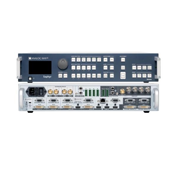 AnalogWay Saphyr SPX-450